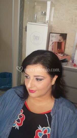 Make-up cerimonia