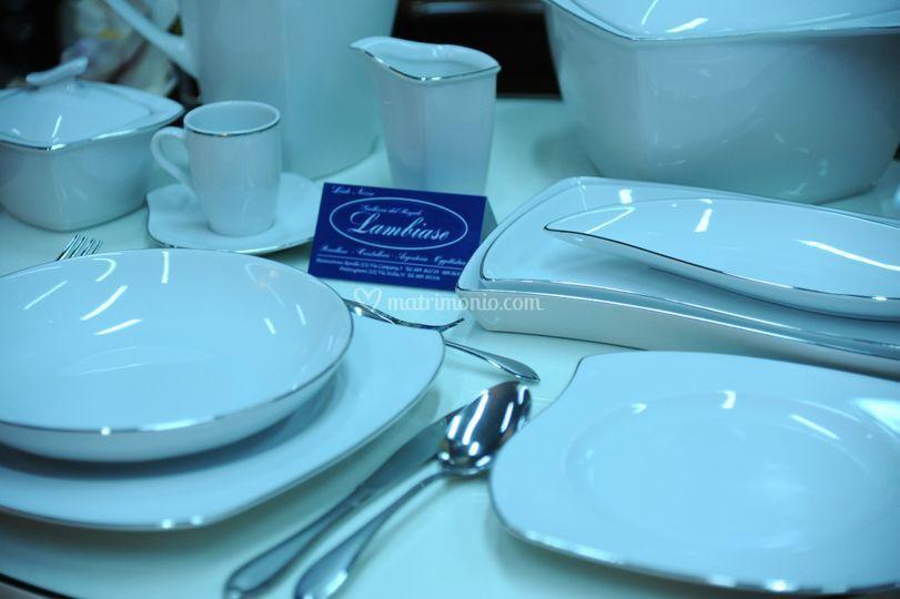 Servizi tavola.