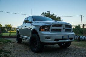 Noleggio Dodge Ram