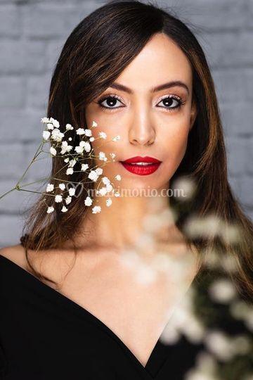 Make-up per servizi fotograf