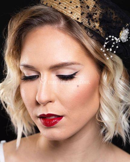 Make-up per il evento