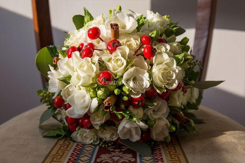 Bouquet la ninfea fiori