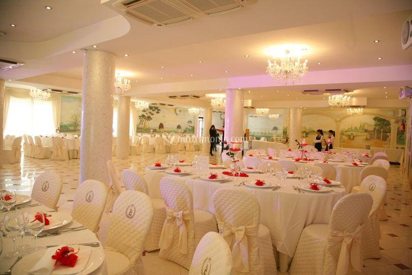 Sala Imperial - Festa buffet