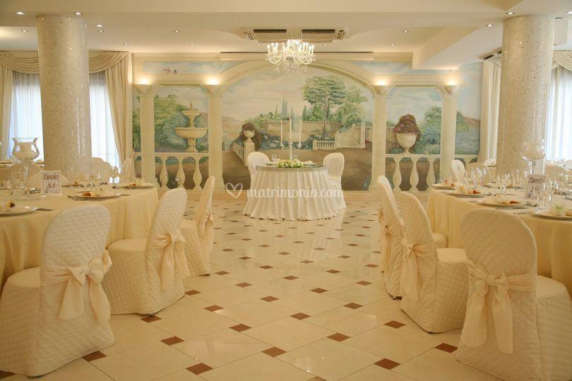 Sala Imperial - Giallo