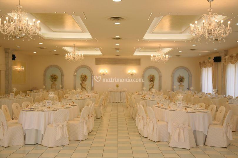 Sala Liberty - Bianco
