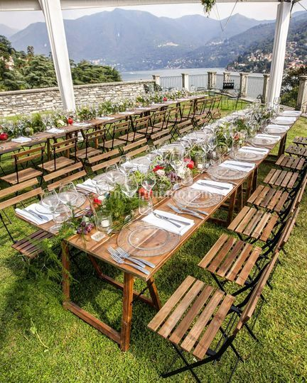 Nozze sul Lago di Como