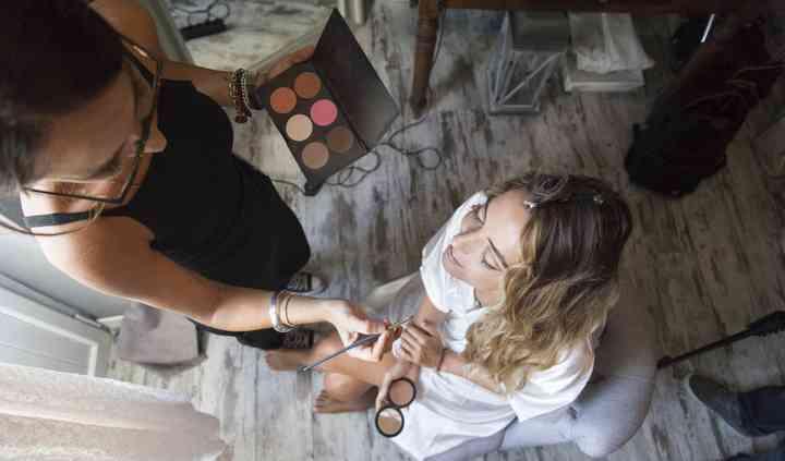 Serena Scalbi Make Up