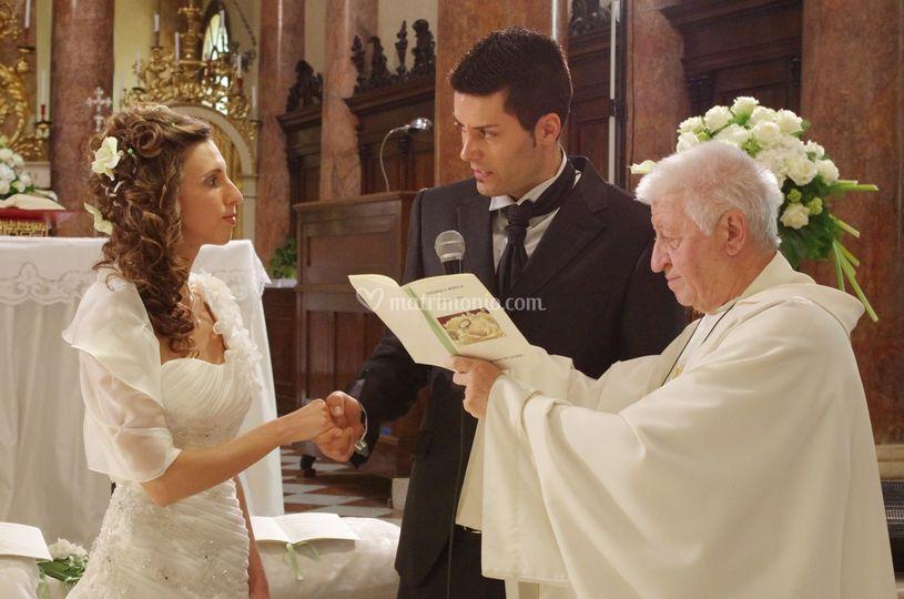 ... il matrimonio ...