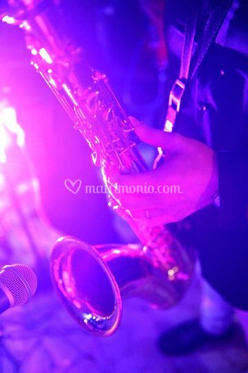Sax tenore