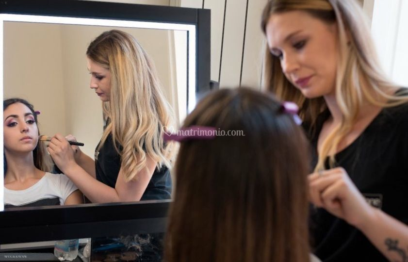 Ludovica Leone Make-Up