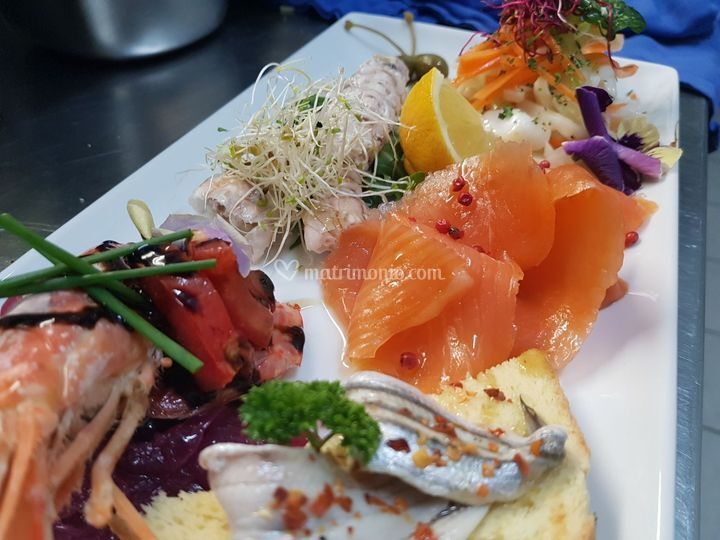 Antipasti pesce
