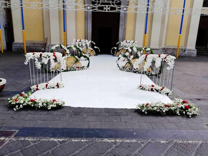 Chiesa san Rocco - Siano