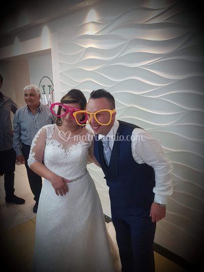 Gli sposi Flàshati