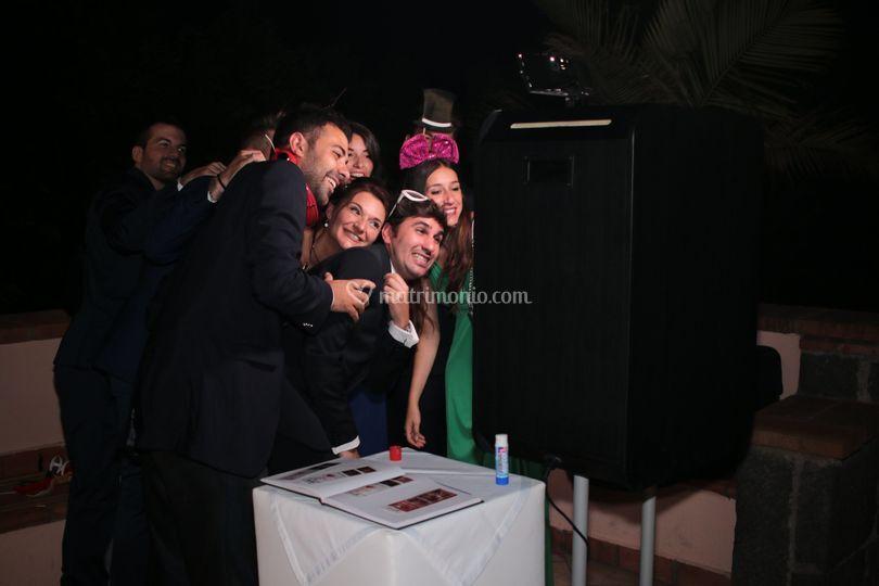 Photobooth sera