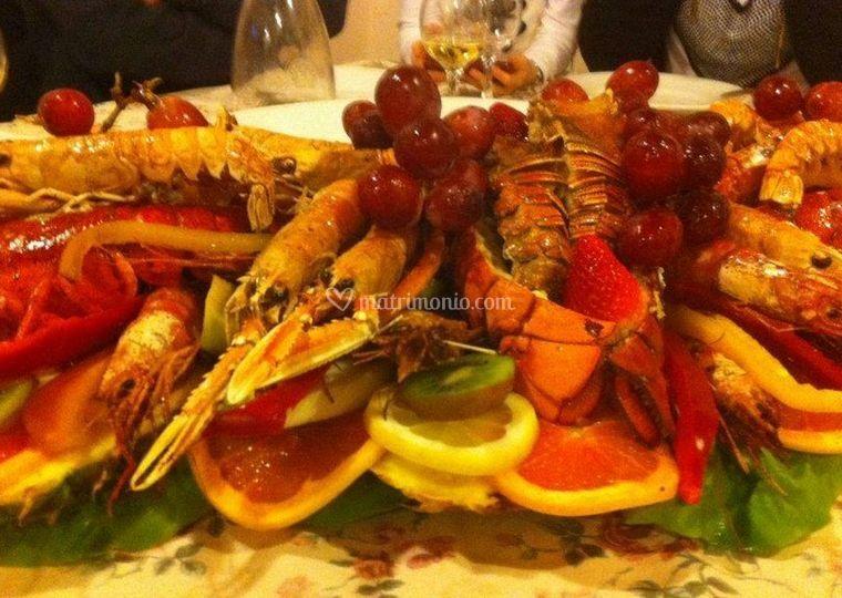 Cucina di mare di Il Paradiso Di San Prospero | Foto 2