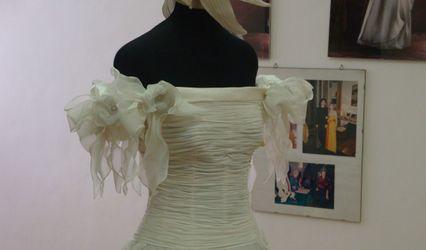 AB Haute Couture Designer Annamaria Buoncristiani