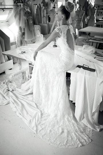 Abito da sposa - Dave's Atelier