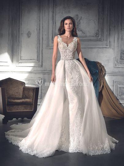 Abiti da sposa timmy boutique palermo – Modelli alla moda di abiti 2018 43b0ed27da55