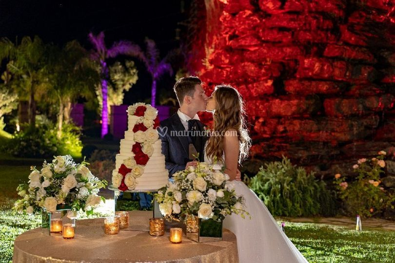 Matrimonio-villa dei desideri
