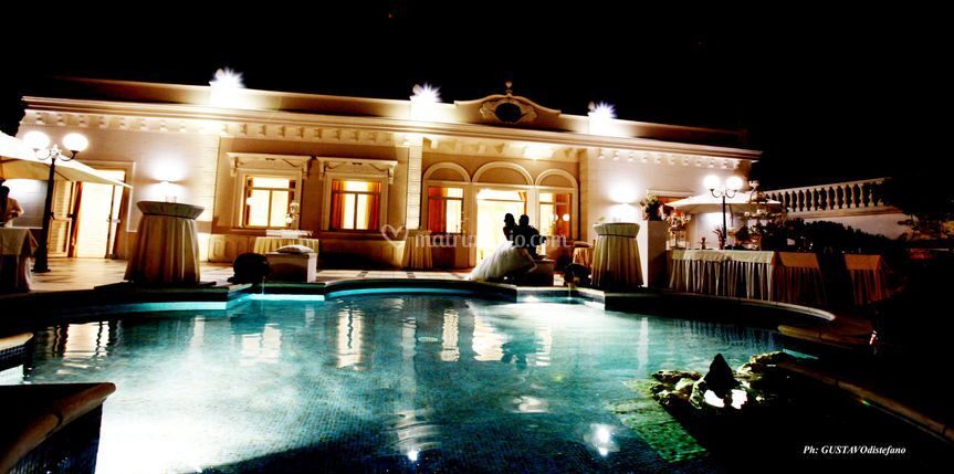 Villa athena ricevimenti esterni