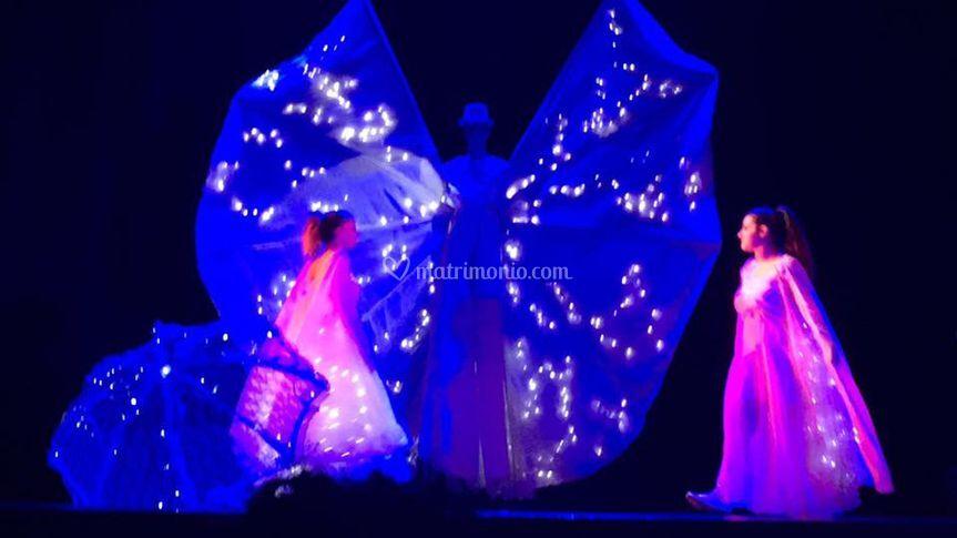 Farfalle Luminose