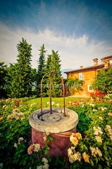 Villa La Cerbara giardino