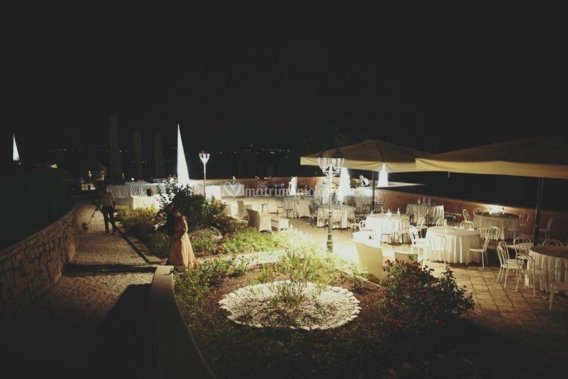 Villa La Cerbara - Notte