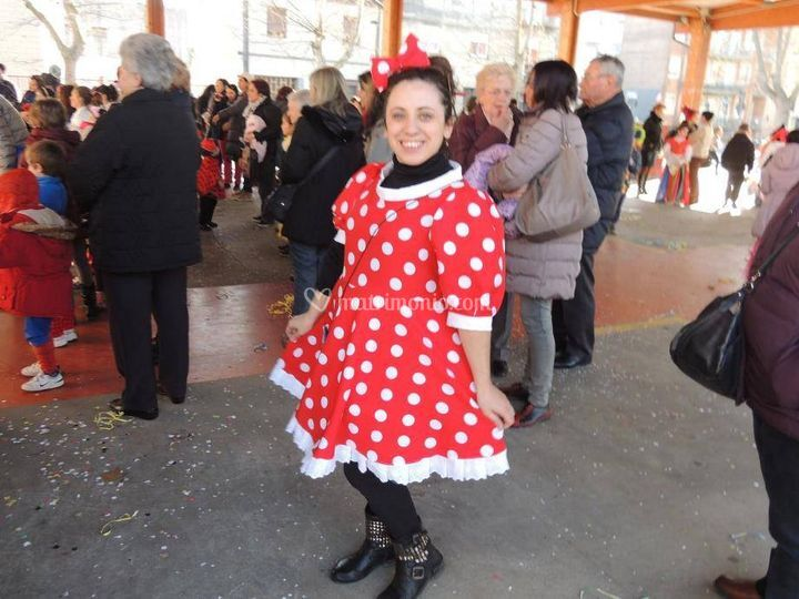 Costume da Minnie