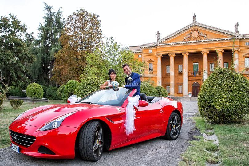 Rosso Ferrari o rosso Amore ?