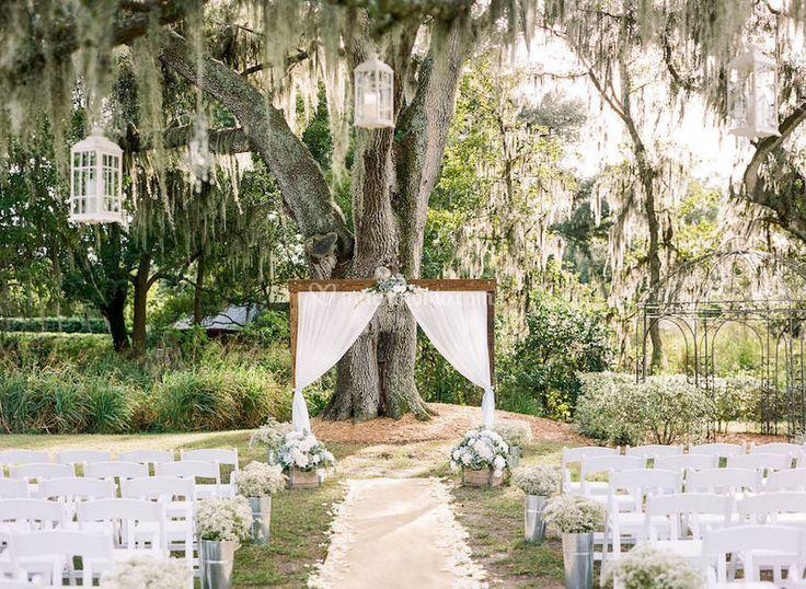 Sposarsi nel parco