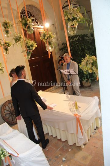 Celebrante Matrimonio Simbolico Bergamo : Celebrante nozze simboliche