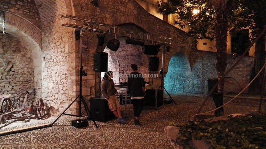 Castello - Party Medievale