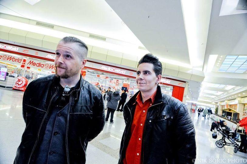 Luciano e Manuel