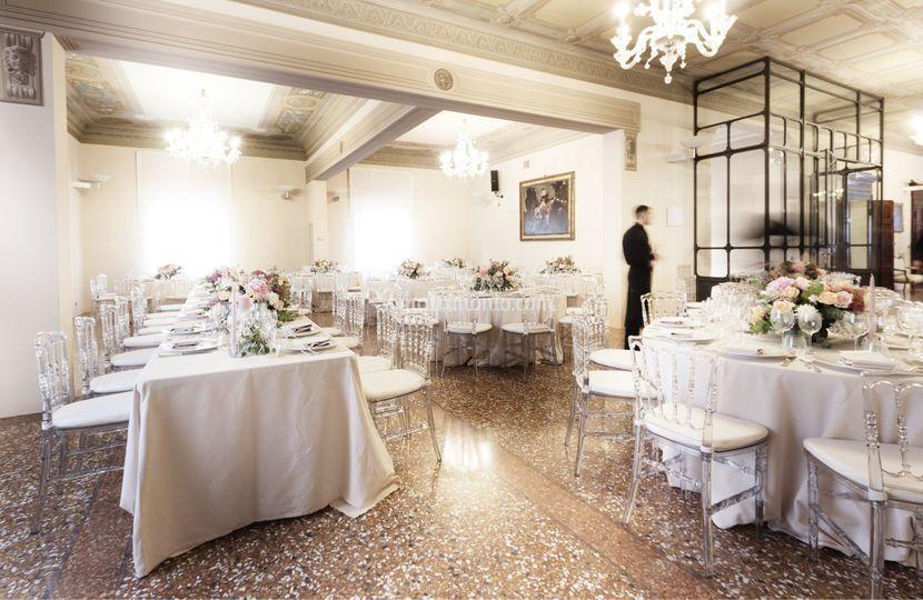 Villa Zarri Matrimonio