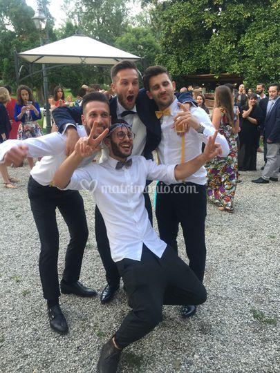Gli amici dello sposo