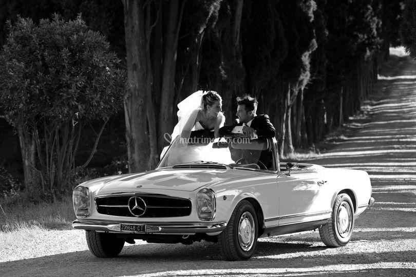 Matrimonio a Greve in Chianti