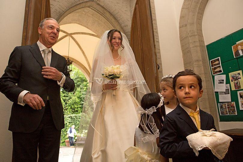 Matrimonio a Saint James