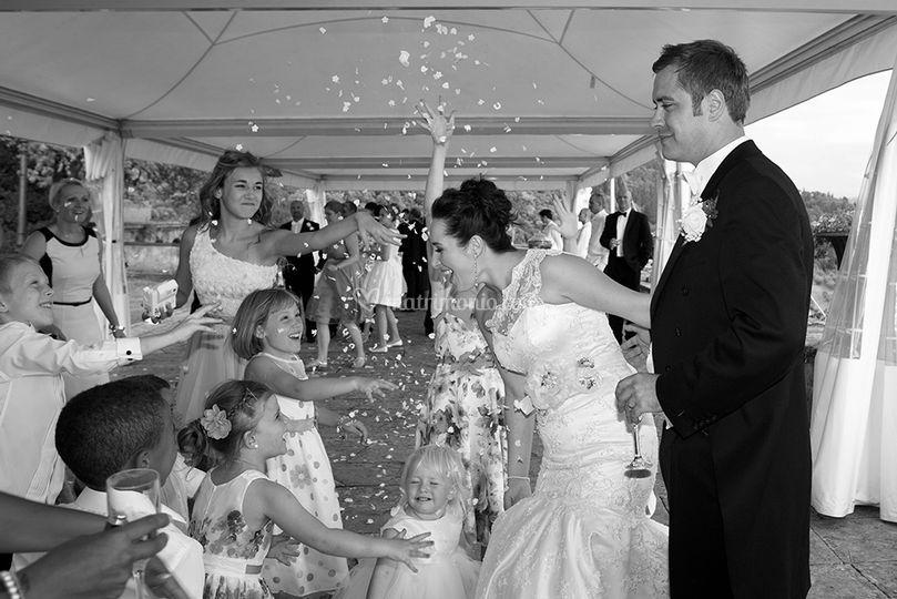 Matrimonio a Villa di Maiano
