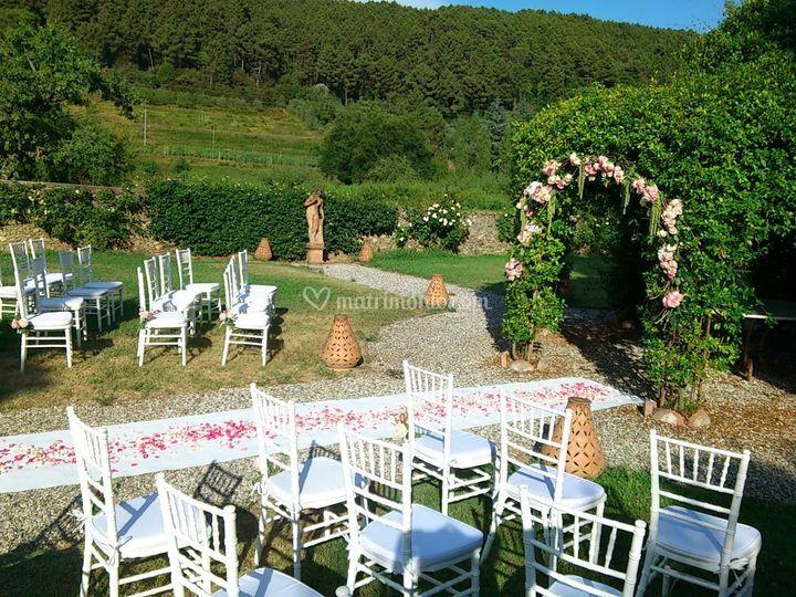 Matrimonio Campagna Toscana : Allestimento matrimonio rustic green