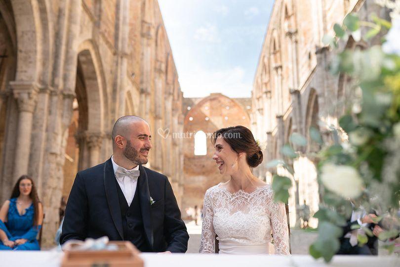 Matrimonio san galgano