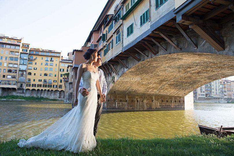Matrimonio a Firenze