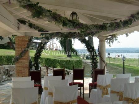 Matrimonio civile sul lago