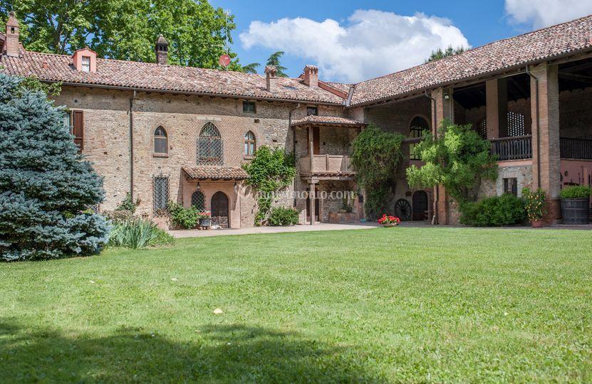 Matrimonio Casale Toscana : Casale la colombara