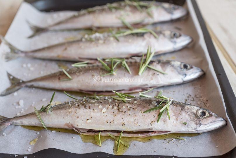 Matrimonio Pesca E Azzurro : Marula