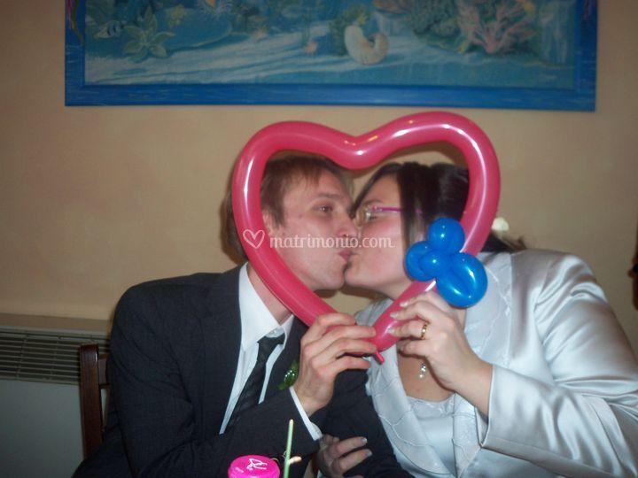 Gli sposi nel cuore