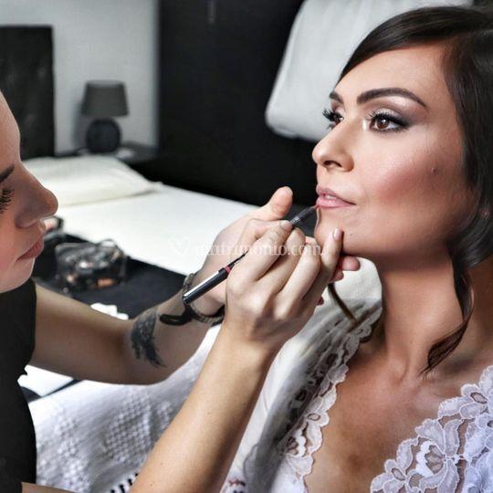 Veronica Ulgheri Make Up Artist