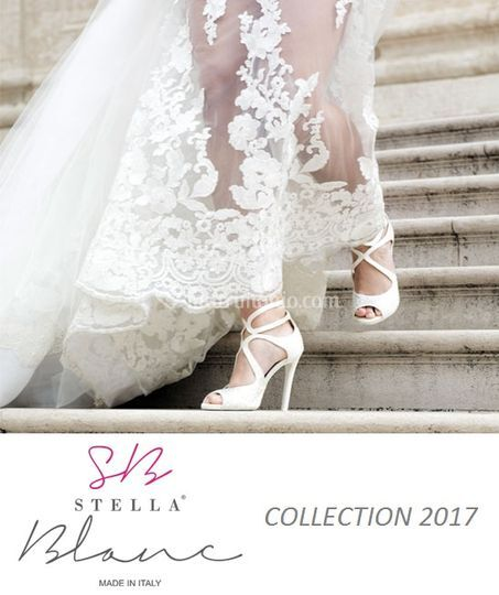 Scarpe Sposa Martina Franca.Stella Blanc