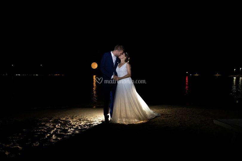 La notte, la luna, l'amore