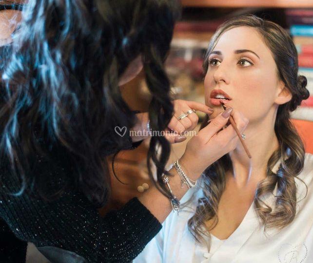 Carmen Nuzzo Make Up