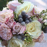 Bouquet invernale! di Arancia e Cannella
